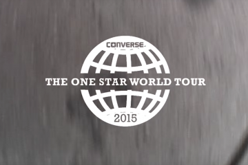 CONVERSE: ONE STAR WORLD TOUR