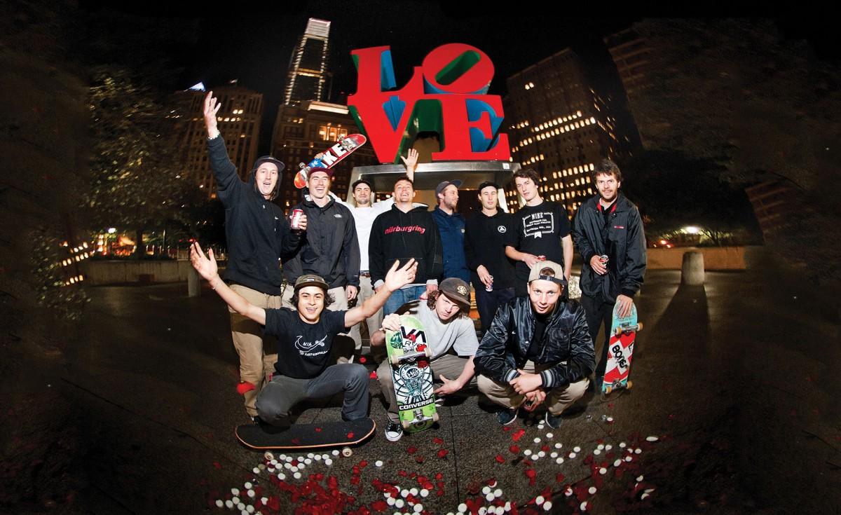 THE LAST DAYS OF LOVE PARK - An interview with Sabotage Productions' Brian Panebianco