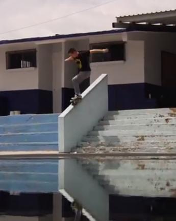Skate Mental Welcomes: