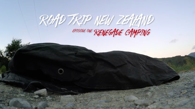 GoPro Skate: Road Trip New Zealand