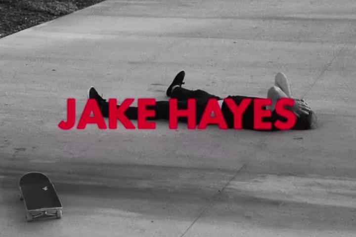 JAKE HAYES