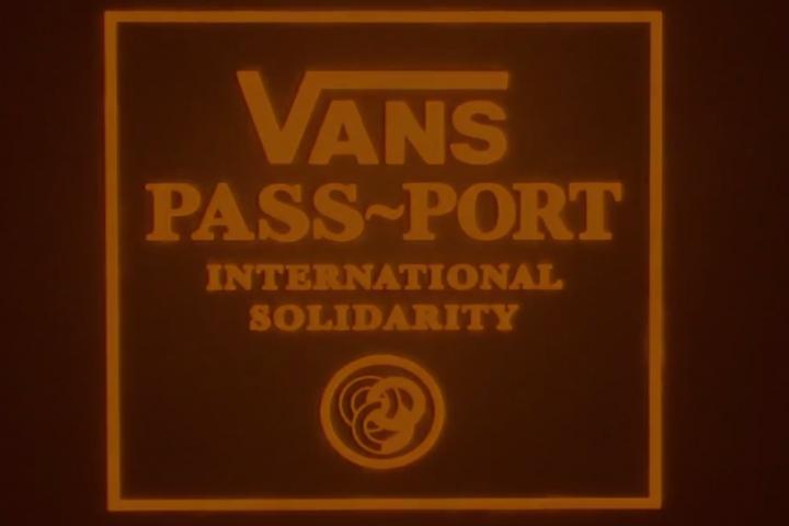 VANS X PASSPORT: