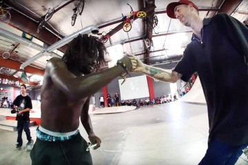 Skatelab Baker & Deathwish Demo | 2016
