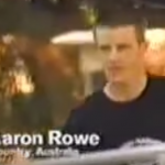 OLD BUT GOLD: AARON ROWE