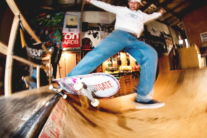 'Goin' up the Country' with Nike SB Australia