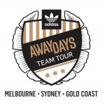 ADIDAS AWAY DAYS TOUR: AUSTRALIA!