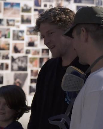 adidas Busenitz Sydney exhibition video