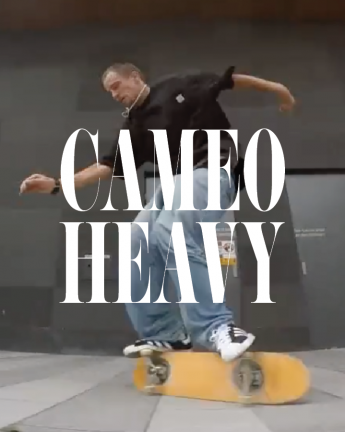 CAMEO HEAVY… SLOWER AND LOWER