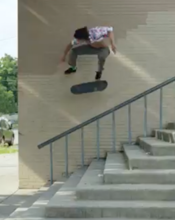 DC SHOES: EVAN SMITH'S LIGHT.SOUND.BRAIN