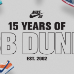 Nike SB : 15 Years of SB Dunk