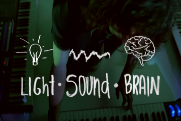EVAN SMITH'S : LIGHT.SOUND.BRAIN