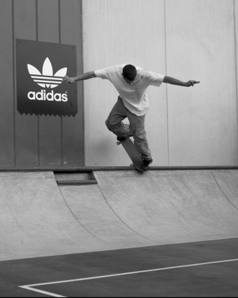 Adidas Australia's new private playground