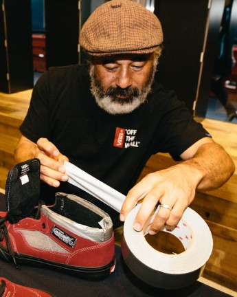 STEVE CABALLERO: A TALE OF THE HALF CAB