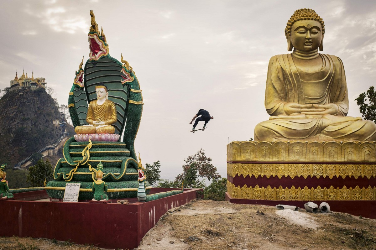 MOMENTS IN TIME: Korahn Gayle, Myanmar. - Read the full story here...