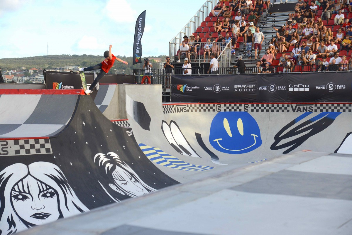 VANS PARK SERIES | THE PRACTICE SESSIONS - It's go-time on Manly beach...