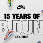 FIFTEEN YEARS OF THE SB DUNK: