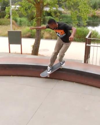 The Good Homies: Skatepark Scorchers