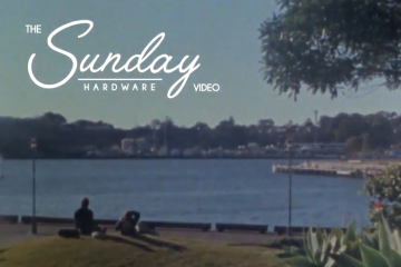 The sunday hardware video