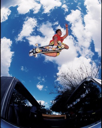 Cars of Skateboarding: Steve Caballero