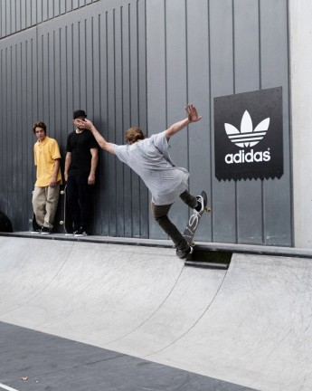ADIDAS – Matchcourt RX Wear Test