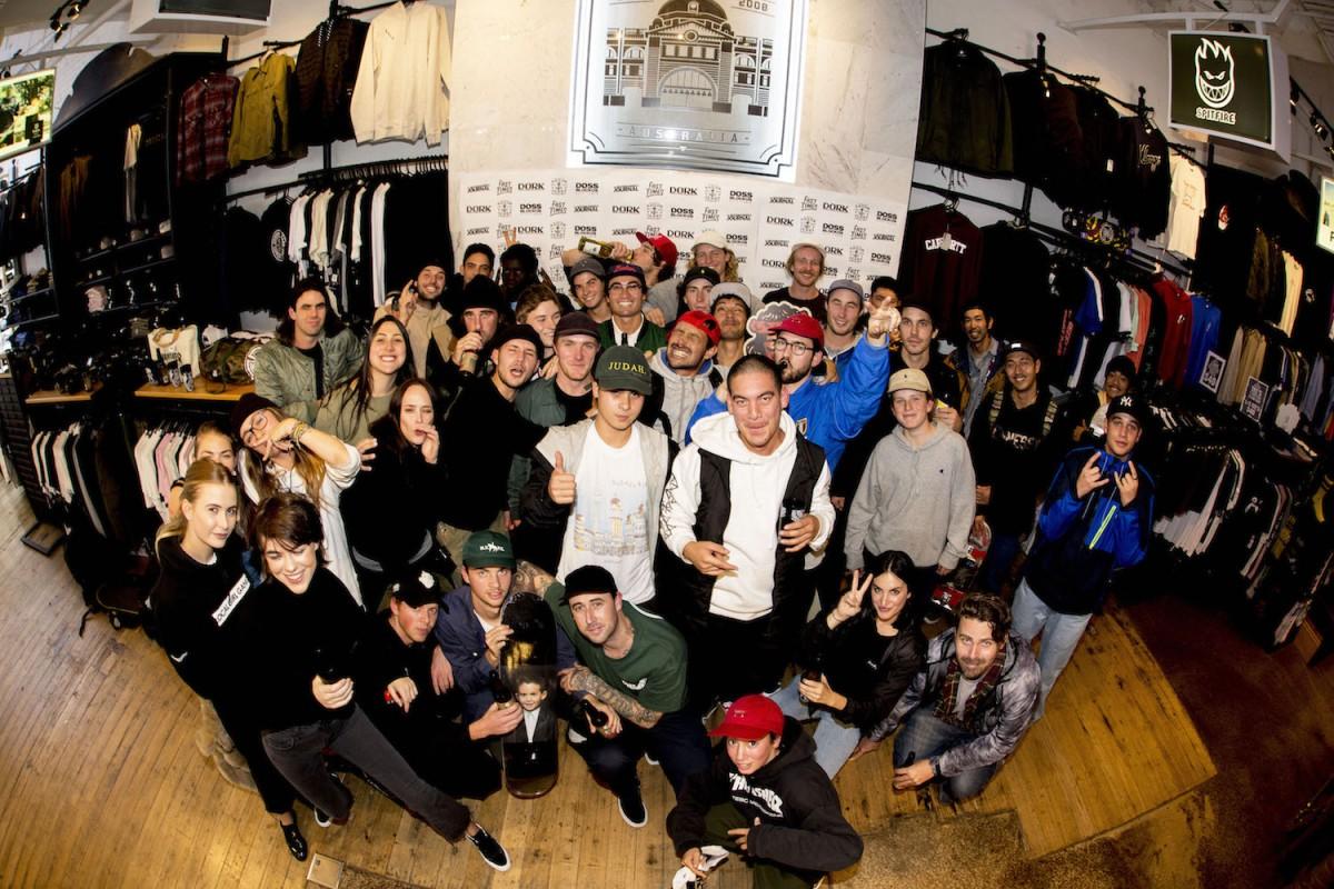 DORK SQUAD: 'GREATEST HITS' - Global Premiere: Fast Times, Melbourne