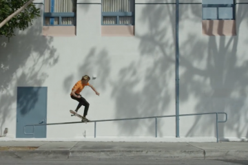 Curren Caples: The Raw Clips