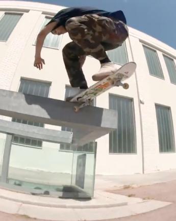 Primitive Skate | The Pendleton Zoo Video