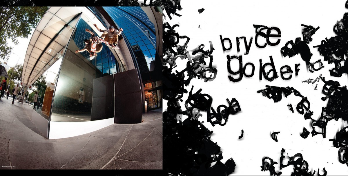 Bryce Golder Interview | Issue #36 - Fruit hustlin', photography and living in the Dog Box...