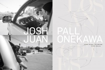 JOSH PALL AND JUAN ONEKAWA: LOS ANGELES