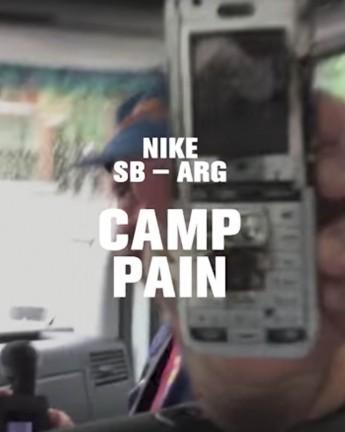 "Rough Cut: Nike SB's ""Camp Pain"""