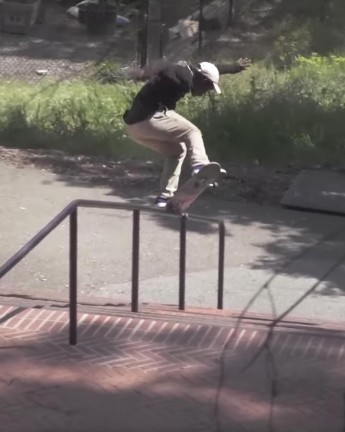 """Rough Cut: Zion Wright   """"By Any Means"""""""