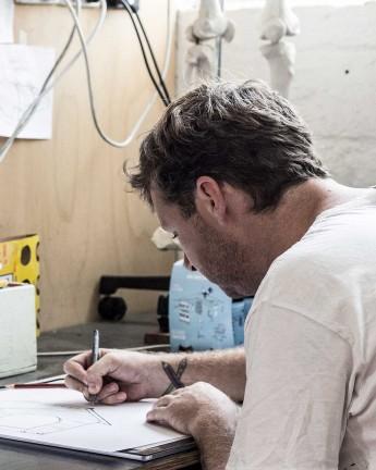 TSJ ARTIST SERIES: ANDY MURPHY'S BOB HAWKE T-SHIRT