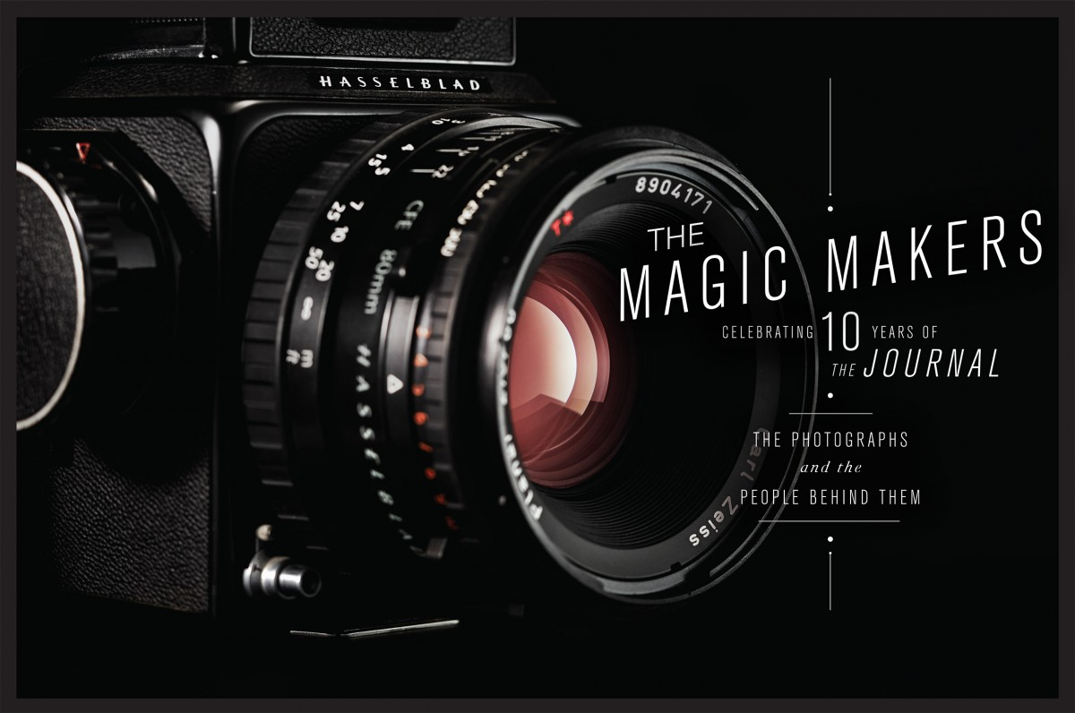 The Magic Makers - The photographs and the people behind them... [Issue #37]