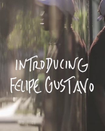 ADIDAS WELCOMES: Felipe Gustavo