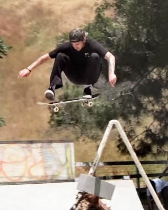 Mike Anderson | Backyard Skate Ranch