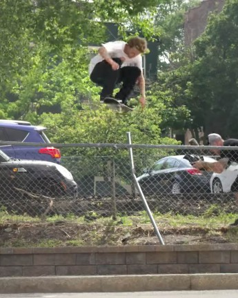 Rough Cut: Wes Kremer's | DC Promo