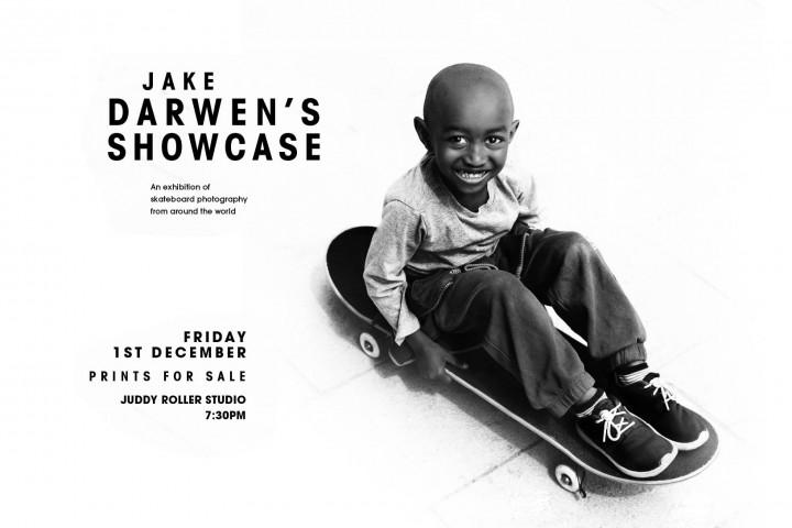 Jake Darwen Exhibition