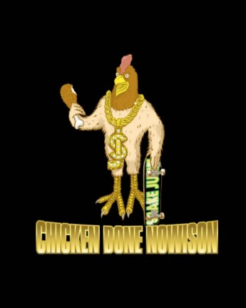 Shake Junt | Chicken Bone Nowison