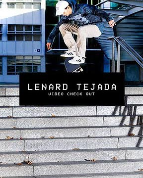 Video Check Out: Lenard Tejada