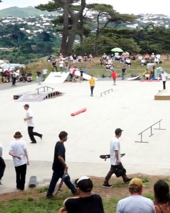 Treetops Skate Jam