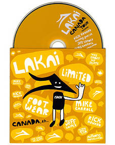 Lakai – Canada, Eh…