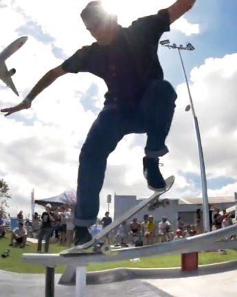 Sydenham Skatepark Opening Day