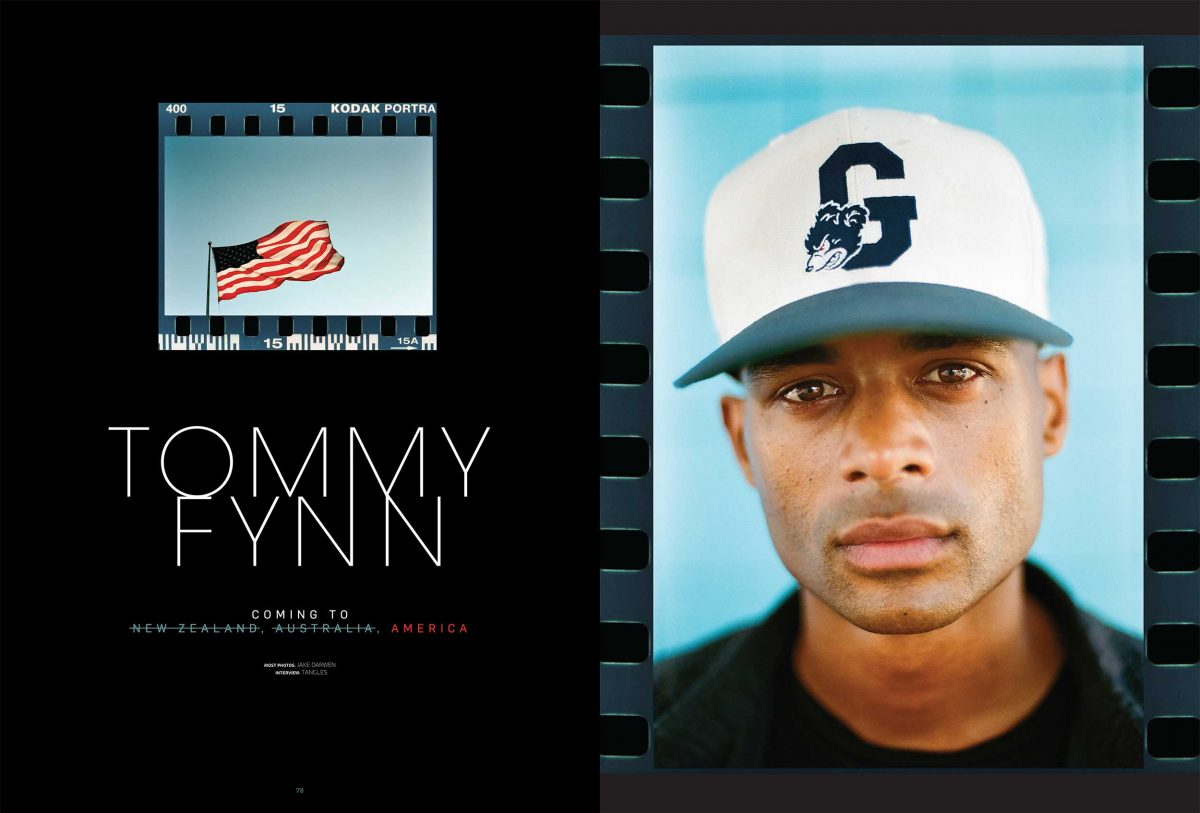 Tommy Fynn | Interview - From issue #36