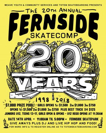 Fernside Skate Comp