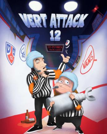 VERT ATTACK: SWEDEN – 2018