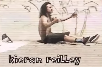 OLD BUT GOLD: KIERAN REILLEY