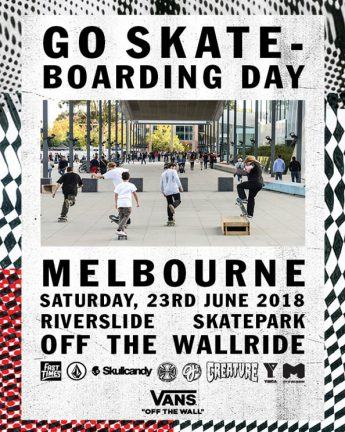 Go Skateboarding Day Melbourne