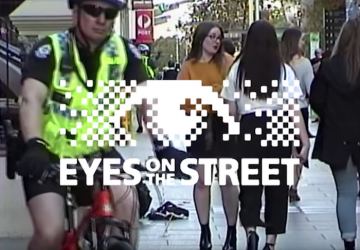 BUSTED: EYES ON THE STREETS