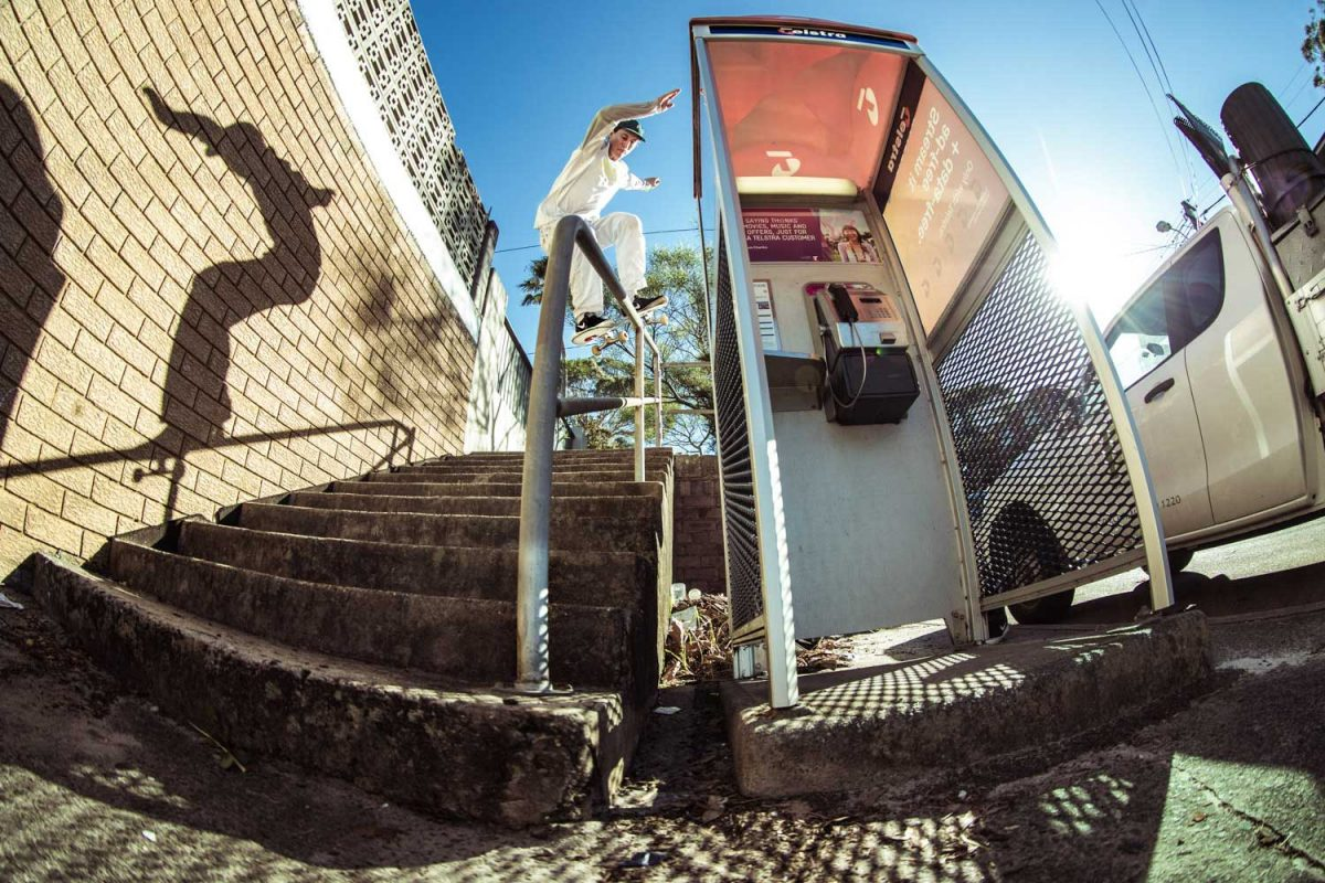 CLOCK IN: ROB PACE - Mechanical engineering, facial haematomas and the Cardiel rail...