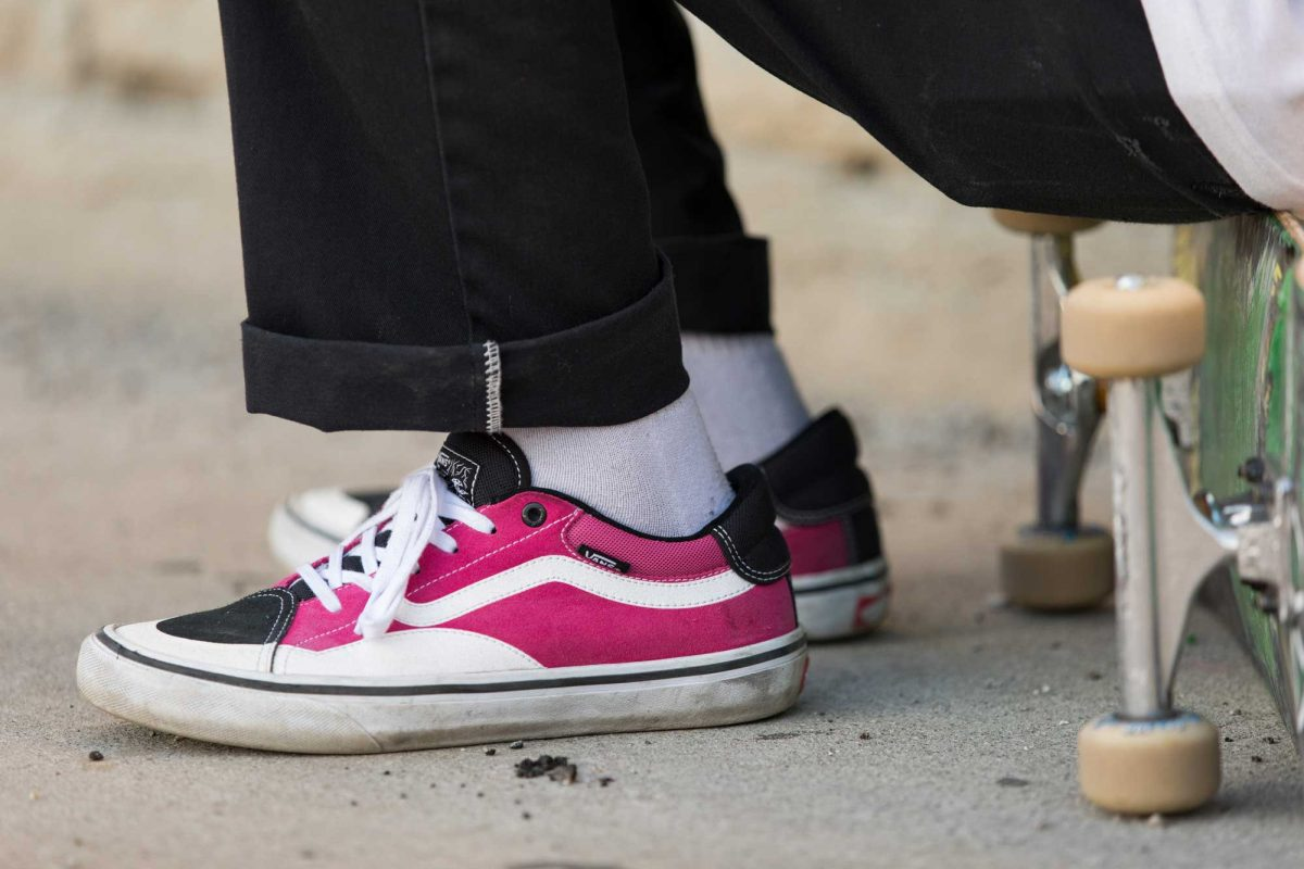 Vans TNT Advanced Prototype - Trujillo's 7th signature shoe with Vans since '97...